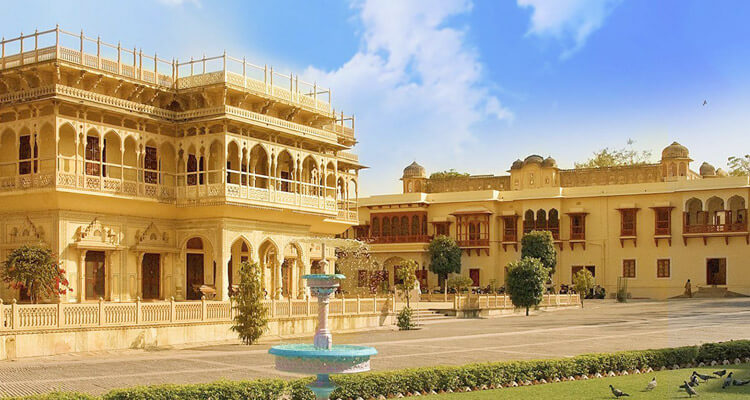 City Palace Jaipur India Entry Fee Timings History Built By