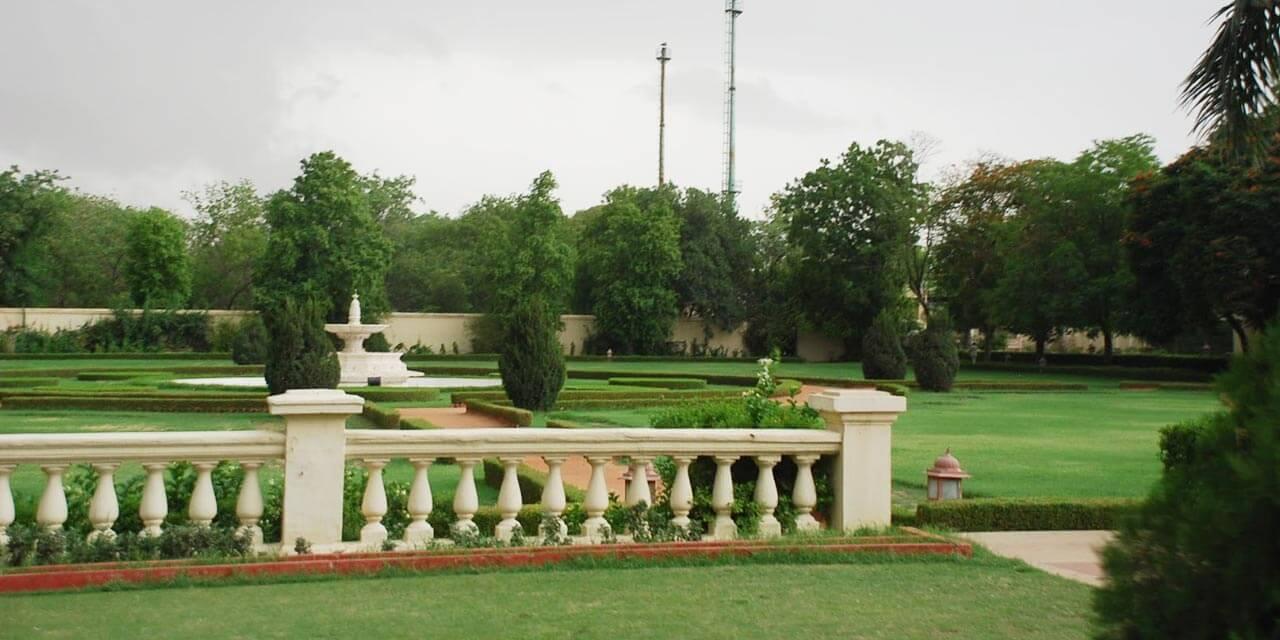 Ram Niwas Garden Jaipur, India (Entry Fee, Timings, Images